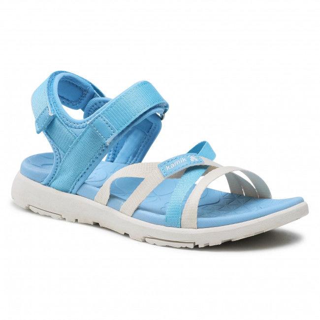 Sandały KAMIK - Skyros HK2685 Blue