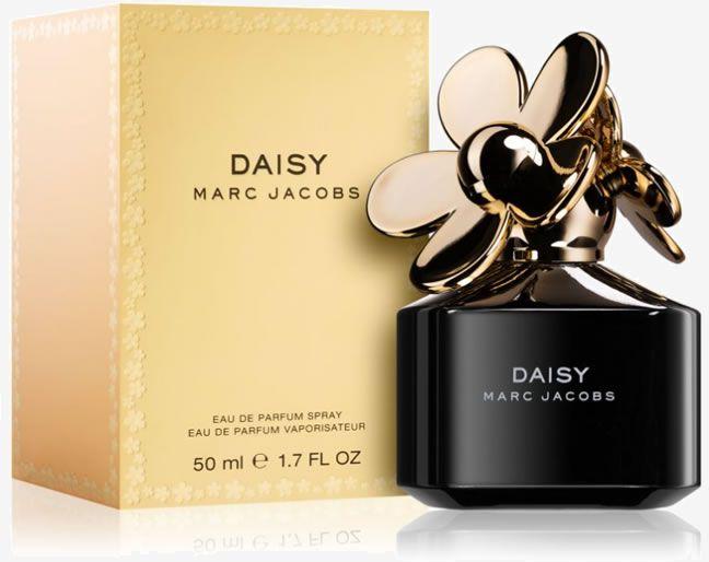 Marc Jacobs Daisy Black Edition Eau De Perfume Spray 50ml