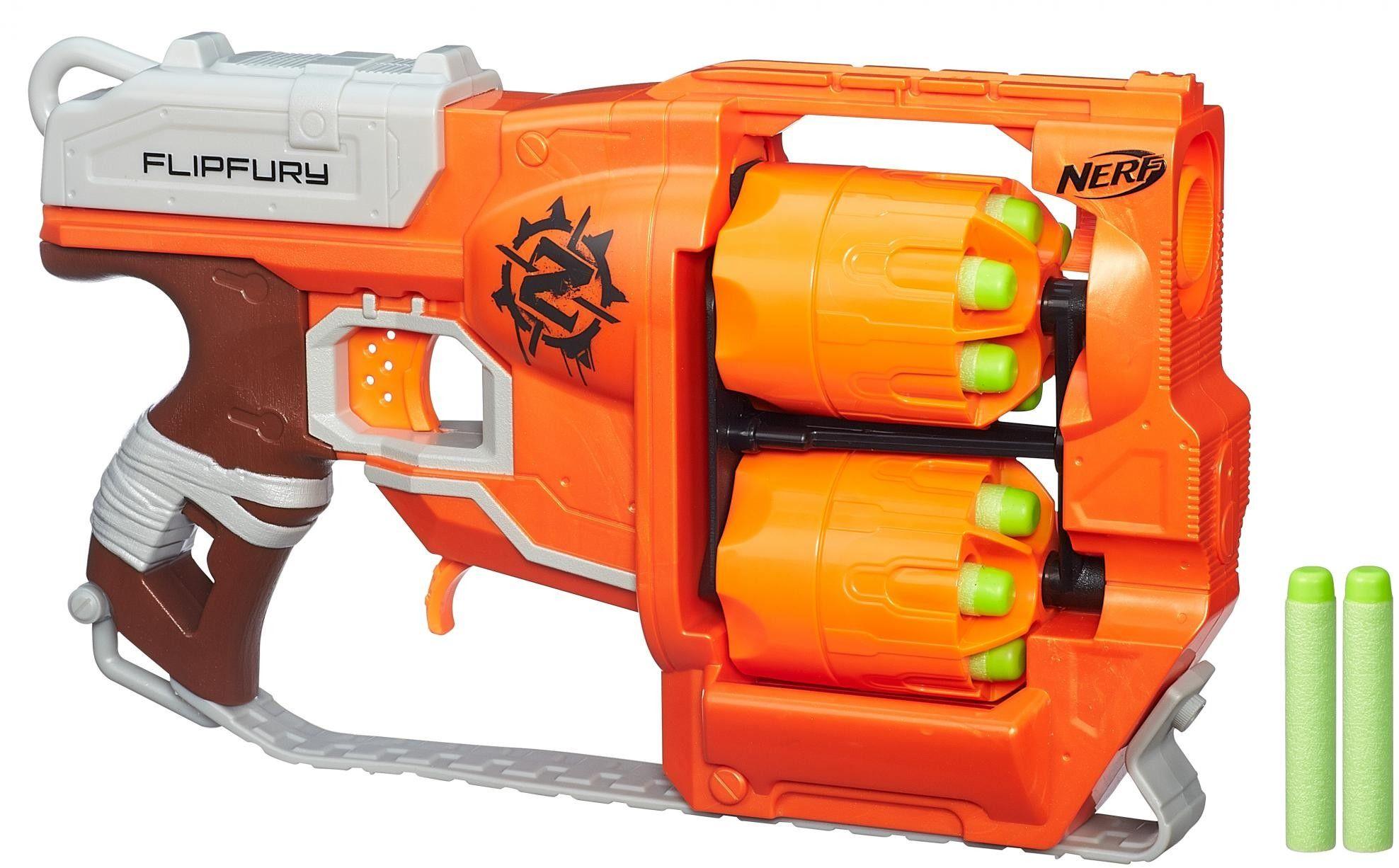 Hasbro Nerf Zombie Strike Flipfury A9603