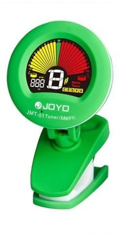 Joyo JMT-01 GR - tuner/metronom z kolorowym wyświetlaczem