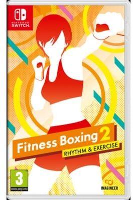Gra Nintendo Switch Fitness Boxing 2: Rhythm & Exercise