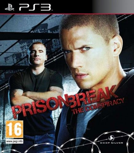 Prison Break The Conspiracy PS3 Używana