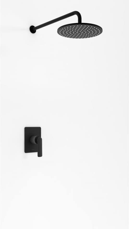 Kohlman zestaw prysznicowy czarny QW220EBR25EB