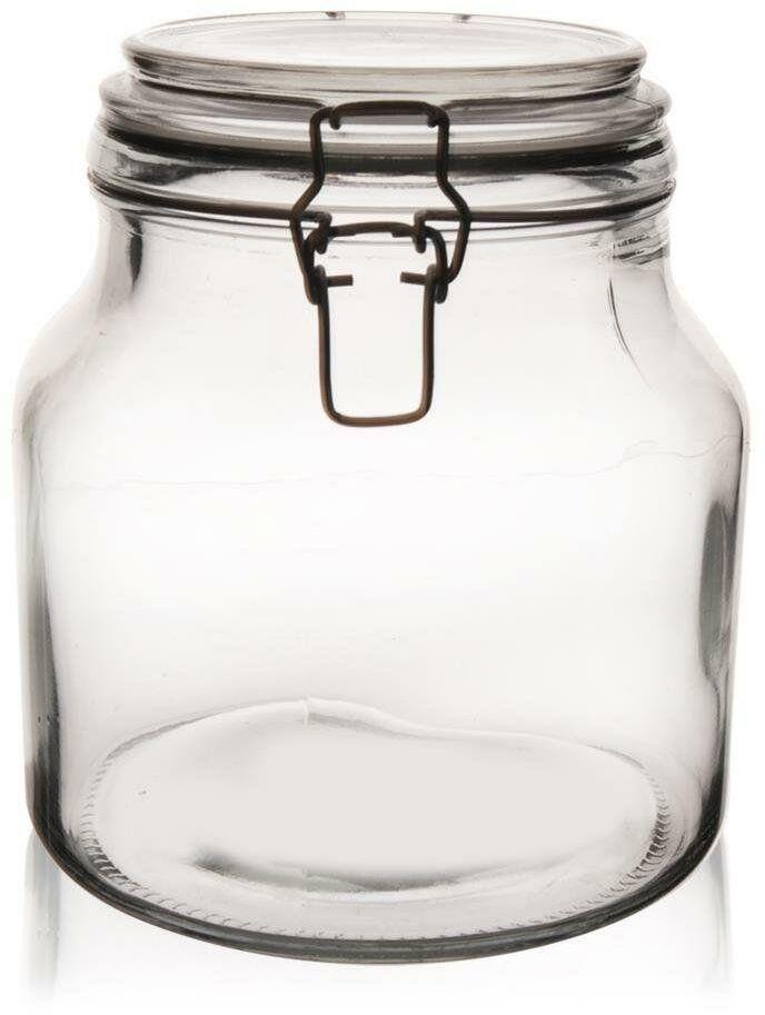 Słoik / pojemnik szklany patentowy 1,85l szczelny