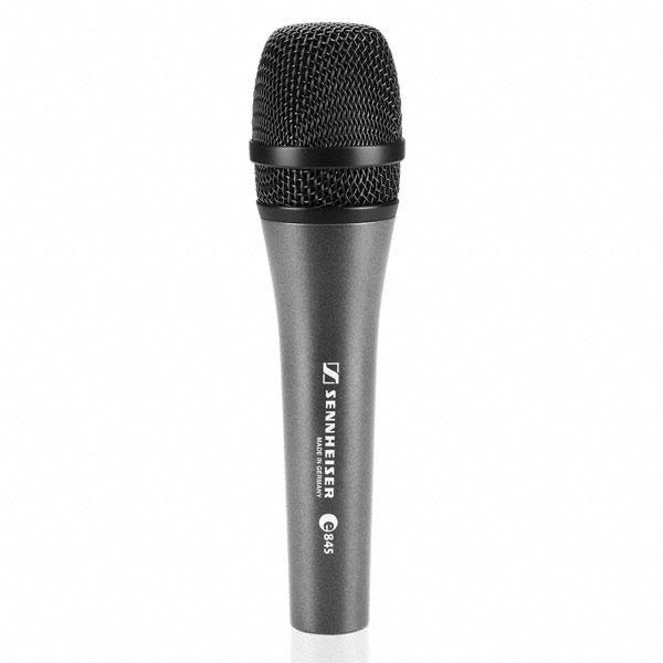 Sennheiser Evolution e845 - mikrofon dynamiczny Sennheiser Evolution e845 - mikrofon dynamiczny
