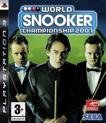World Snooker Championship 2007 PS3 Używana