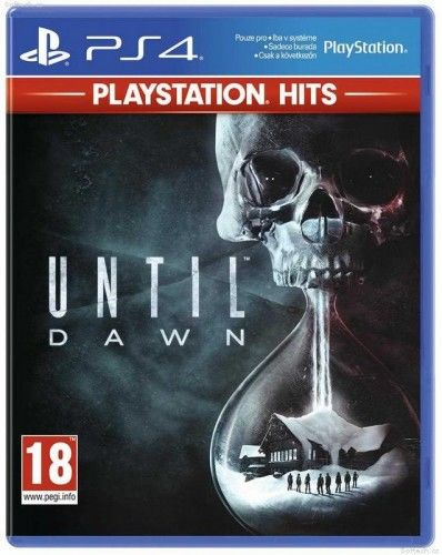 Until Dawn PS 4