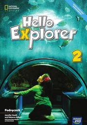 Język angielski hello explorer podręcznik dla klasy 2 szkoły podstawowej 70022 830/2/2018 ZAKŁADKA DO KSIĄŻEK GRATIS DO KAŻDEGO ZAMÓWIENIA