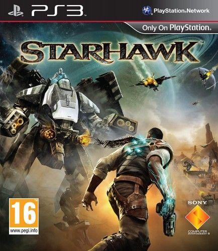 Starhawk PS3 Używana