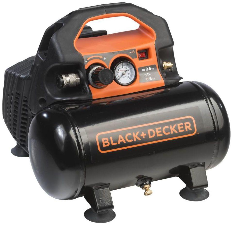 Kompresor bezolejowy 8213295BND005 6 l 8 bar BLACK + DECKER