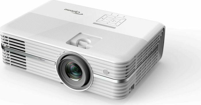 Projektor Optoma UHD380X + UCHWYT i KABEL HDMI GRATIS !!! MOŻLIWOŚĆ NEGOCJACJI  Odbiór Salon WA-WA lub Kurier 24H. Zadzwoń i Zamów: 888-111-321 !!!