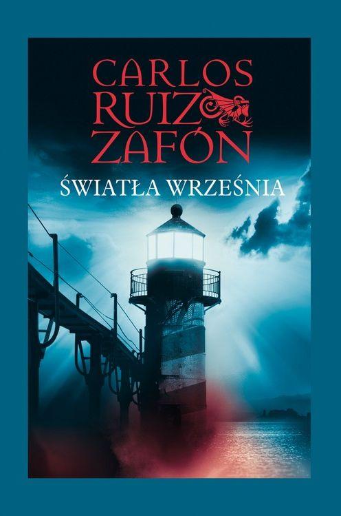 Światła września - Carlos Ruiz Záfon - ebook