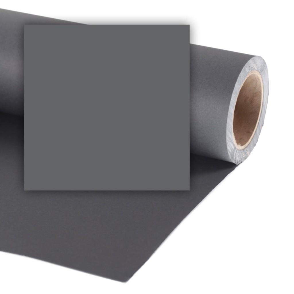 Colorama CO949 Charcoal - tło fotograficzne 2,18m x 11m