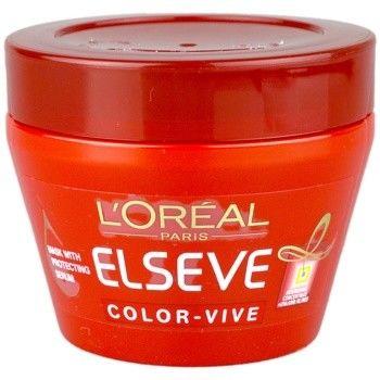 LOréal Paris Elseve Color-Vive maseczka do włosów farbowanych 300 ml
