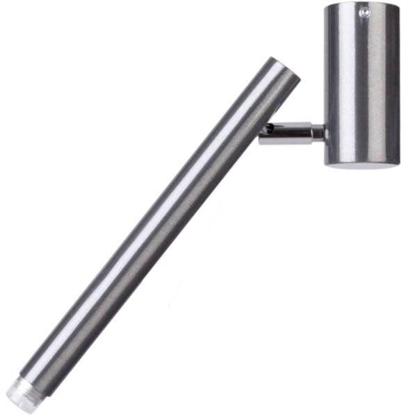 Lampa sufitowa plafon SOPEL 1 PL ŚREDNI srebrny 33161