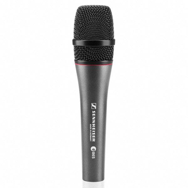 Sennheiser Evolution e865 - mikrofon pojemnościowy Sennheiser Evolution e865 - mikrofon pojemnościowy