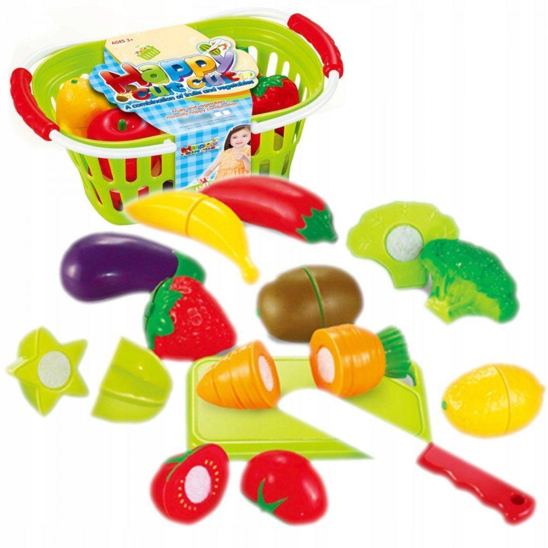 Koszyk na zakupy warzywa owoce na rzepy 666-24