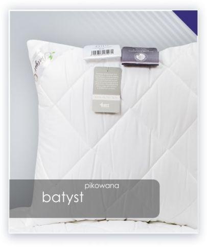AMZ BATYST poduszka pikowana antyalergiczna 40x40