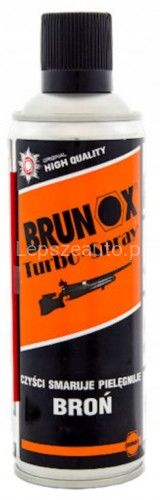BRUNOX TURBO-SPRAY GUN CARE 300 ML olej smar broni