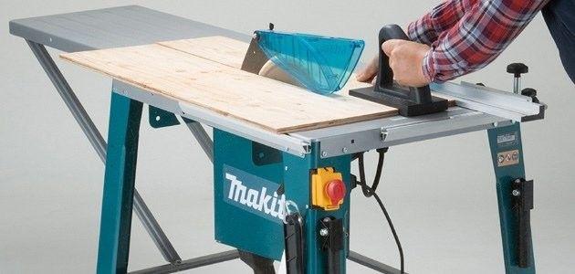 uniwersalna pilarka stołowa 315/30mm, 2000W, Makita [2712]