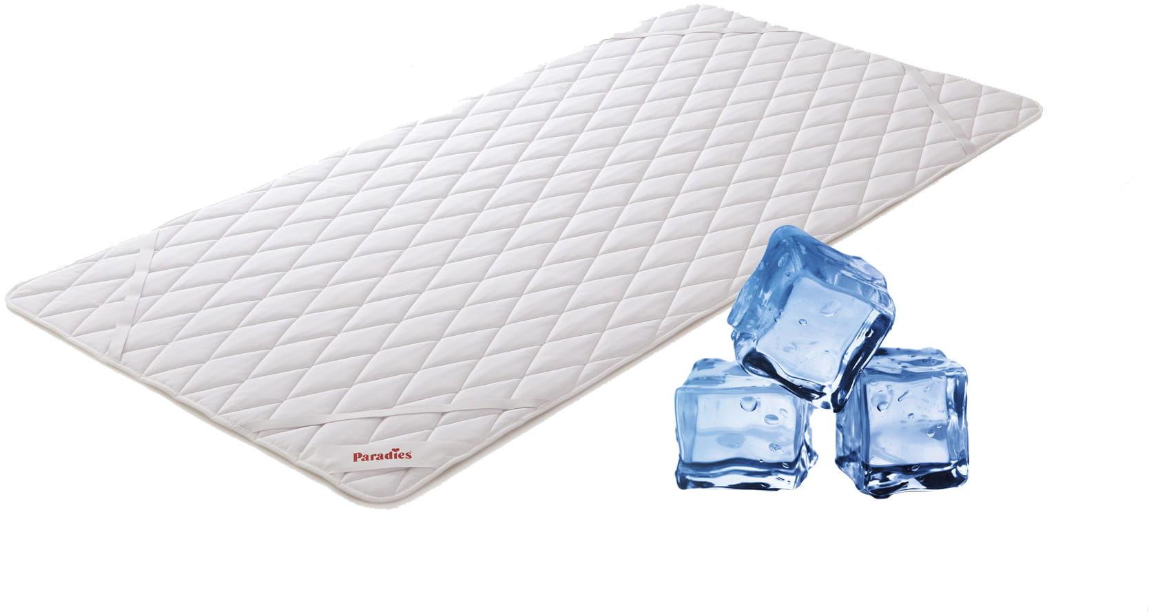 Nakładka chłodząca na materac 160x200 Paradies Pad Cool Comfort