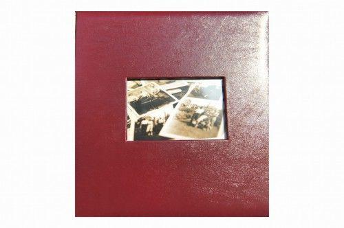 Album tradycyjny Henzo Edition (50.004.00) 100 stron bordowy