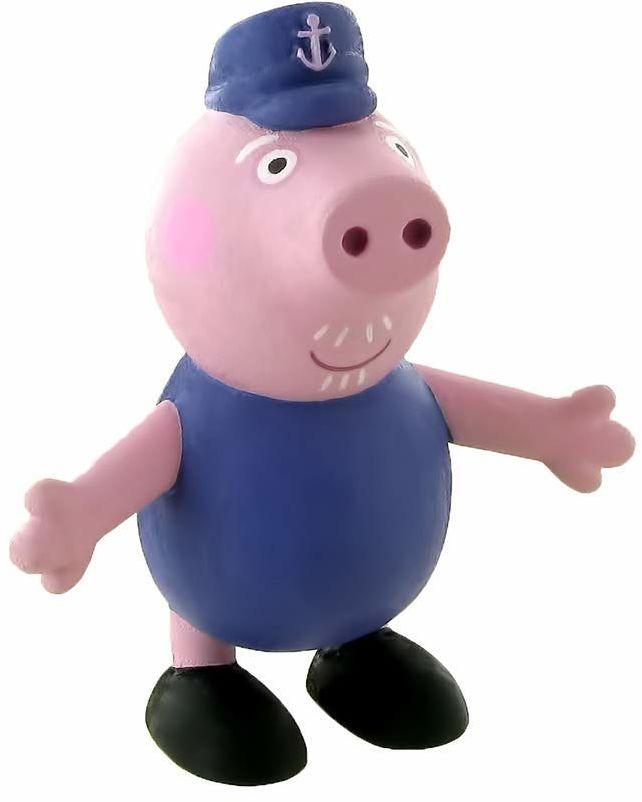 Comansi FIGURA PEPPA PIG ABUELO Multicolor (90151