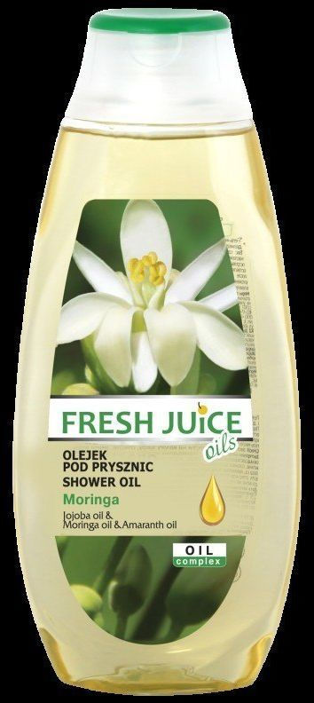 Elfa Pharm Fresh Juice Olejek pod prysznic Moringa 400ml