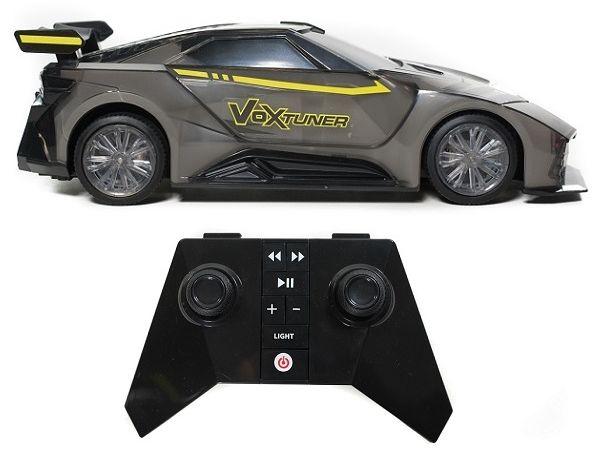Samochód VoxTuner DHTRC10367 szary