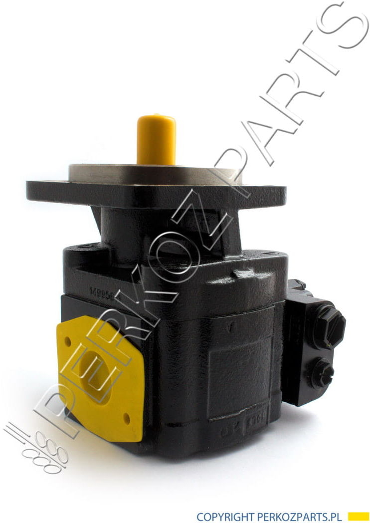 POMPA HYDRAULICZNA NEW HOLLAND CASE CNH 85816134
