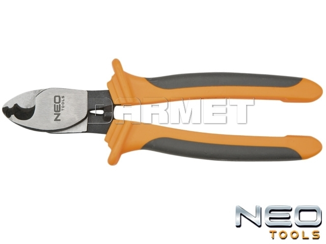 Obcinak do kabli miedzianych i aluminiowych, długość: 200MM - NEO TOOLS (01-514)