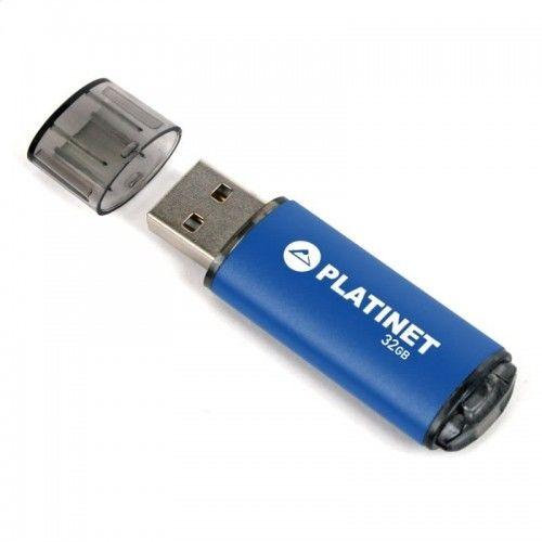 Platinet Pendrive USB 2.0 X-Depo 32GB - niebieski