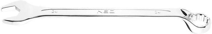 Klucz płasko-oczkowy odgięty spline 24 mm 09-474