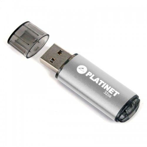 Platinet Pendrive USB 2.0 X-Depo 32GB - srebrny