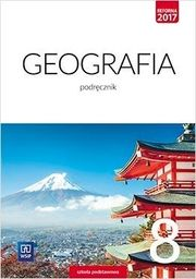 Geografia podręcznik dla klasy 8 szkoły podstawowej 177118 890/4/2018 ZAKŁADKA DO KSIĄŻEK GRATIS DO KAŻDEGO ZAMÓWIENIA