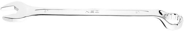 Klucz płasko-oczkowy odgięty spline 27 mm 09-477
