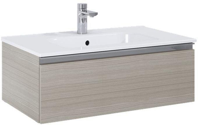 Szafka pod umywalkę 80 1S Vida sandy grey Elita (124823)