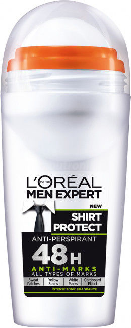 LOréal Paris Men Expert Shirt Protect antyperspirant roll-on 50 ml