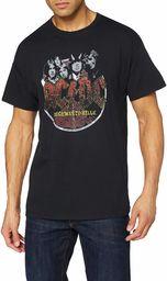 AC/DC T-shirt męski czarny Black (14) 14-XL