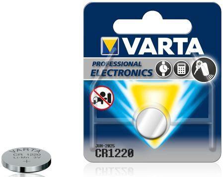 bateria litowa Varta CR1220