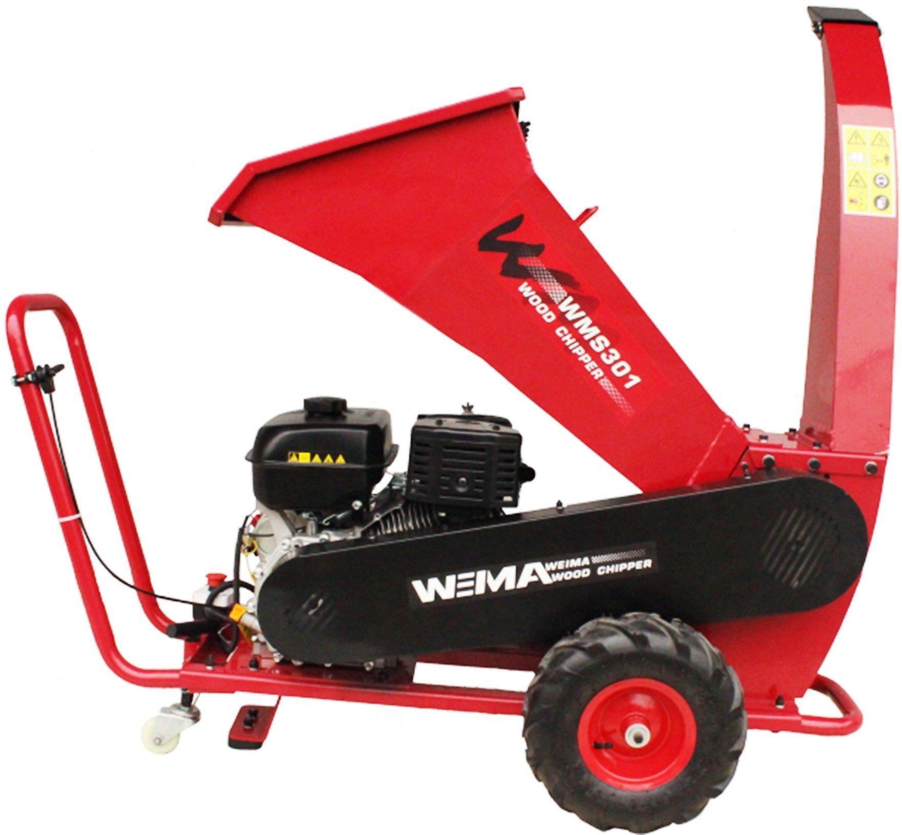 Rozdrabniacz spalinowy WEIMA WMS301