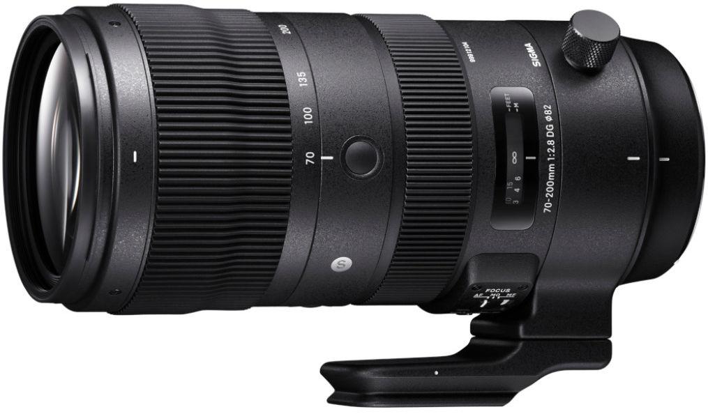 Obiektyw Sigma 70-200 mm f/2.8 S DG OS HSM Canon