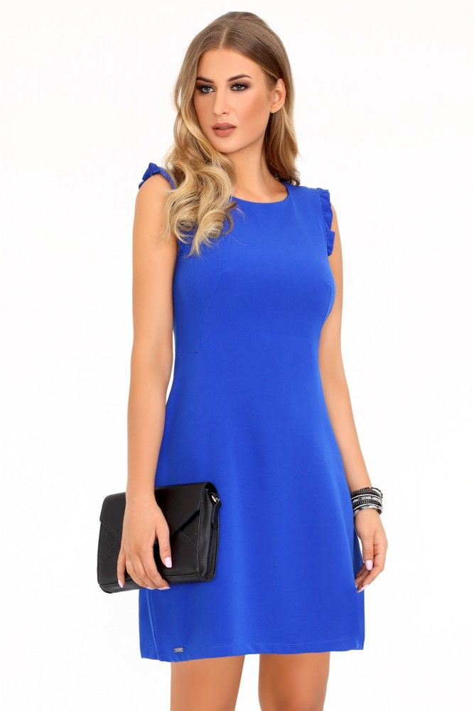 Kerrien Blue 85493 sukienka