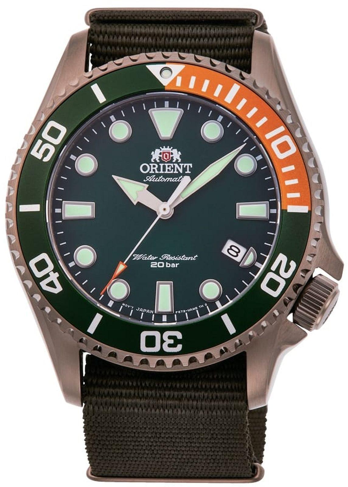 Zegarek męski Orient Sports Diver Automatic Limited Edition