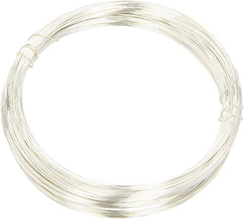 KnorrPrandell 6461042 drut, 0,4 mm średnicy, 20 m, czerwony/srebrny