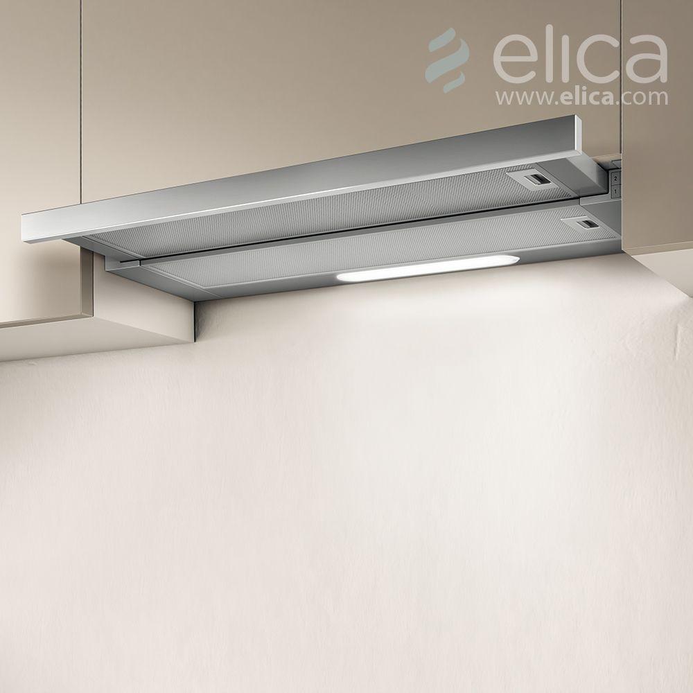 Okap do zabudowy ELICA ELITE 14 LUX GRIX/A/50
