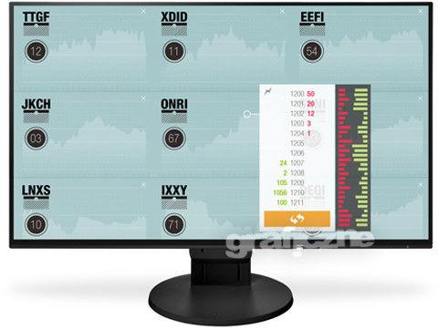 "Monitor Eizo LCD FlexScan EV2451 23.8"" - 5 lat gwarancji - monitor z ekspozycji."