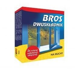 BROS Dwuskładnik - preparat na muchy