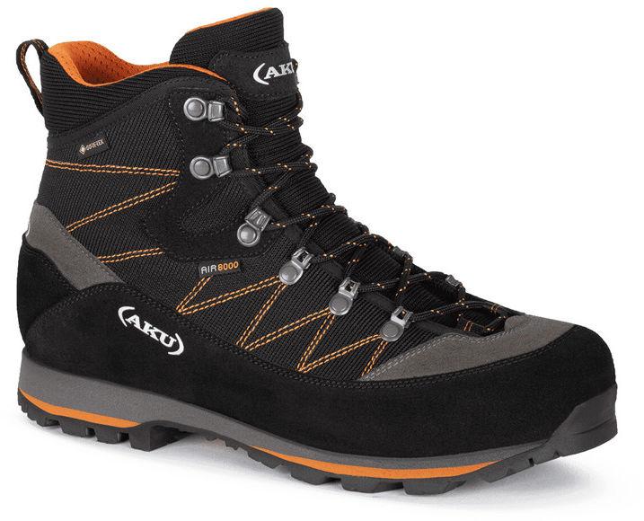 Buty trekkingowe AKU Trekker Lite III WIDE GTX black/orange