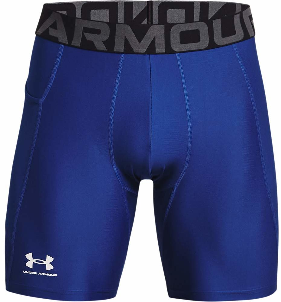 Under Armour Męskie spodenki Heatgear Armour niebieski Royal / / White (400) l